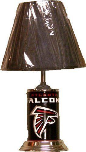 Atlanta Falcons Home Decor Table/Desk Lamp