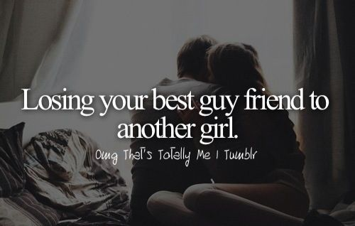 only its differnet because he isnt just my best guy friend...he is my best friend..and honestly i never want this to happen