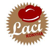 Laci konyha logó