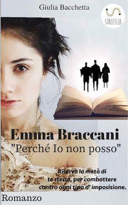 """La biblioteca della Ele : Recensione #21: """"EMMA BRACCANI, perchè io non poss..."""
