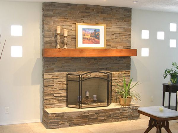 1000 ideas about fireplace refacing on pinterest diy - Chimeneas artificiales decorativas ...