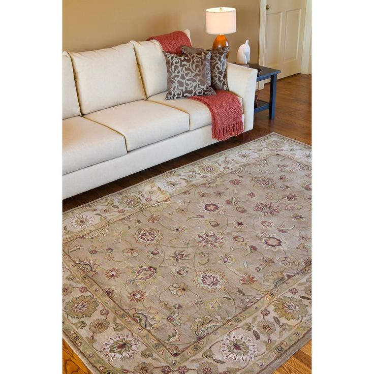 Revitalize The Look Of Your Favorite Room With This Elegant Hand Tufted  Wool Rug. Part 43