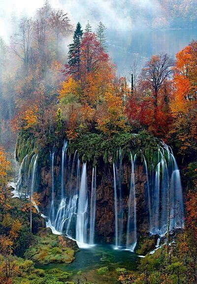 Plitvice National Park, Croatia. Orte zur Inspiration mit www.HarmonyMinds.de #Achtsamkeit #MBSR #Yoga