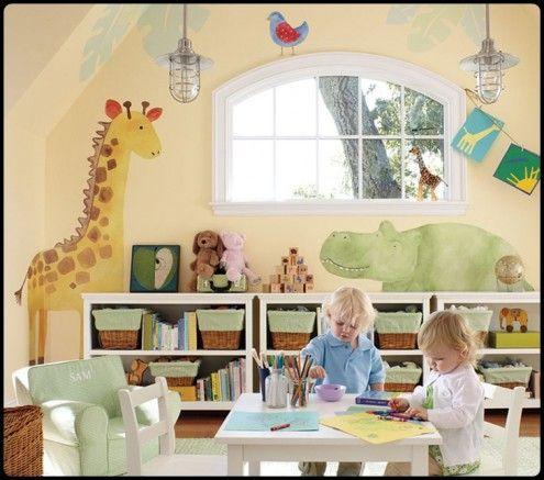 Fun Playroom Ideas 33 best kids playroom images on pinterest | playroom ideas, home