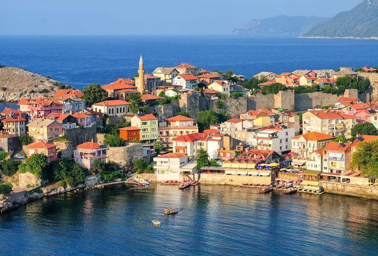 Karadeniz'in Antalyası: Amasra