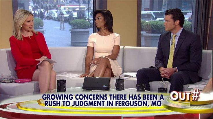 MOB RULE NOW: Sandra Smith: 'Innocent Until Proven Guilty' Not Holding True in Ferguson... AUG 20 2014