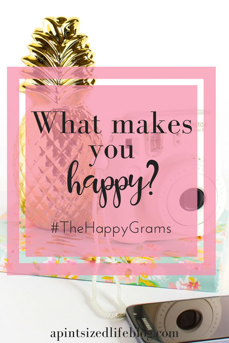 What makes you happy? Tag your happy photos with #TheHappyGrams on Instagram to show us and the world! Also be sure to check out other happy grammers.