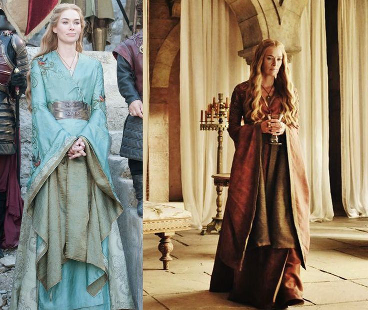 Cersei Lannister Gowns!