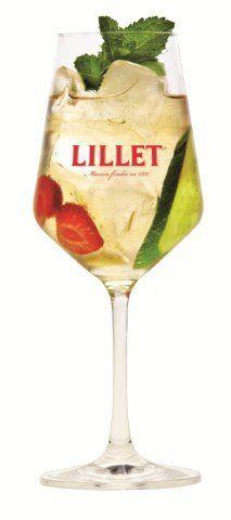 """""""Lillet"""" heißt das neue Sommergetränk. Schnell und einfach zubereitet. Das Rezept aus Frankreich gibt es hier."""