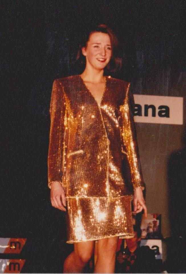 Klaudia Cwiekala - fashion show 2016