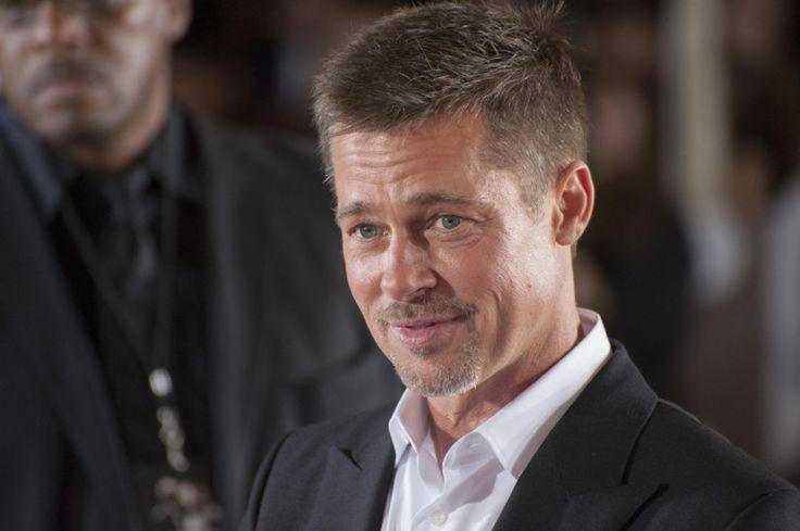 Brad Pitt opens up