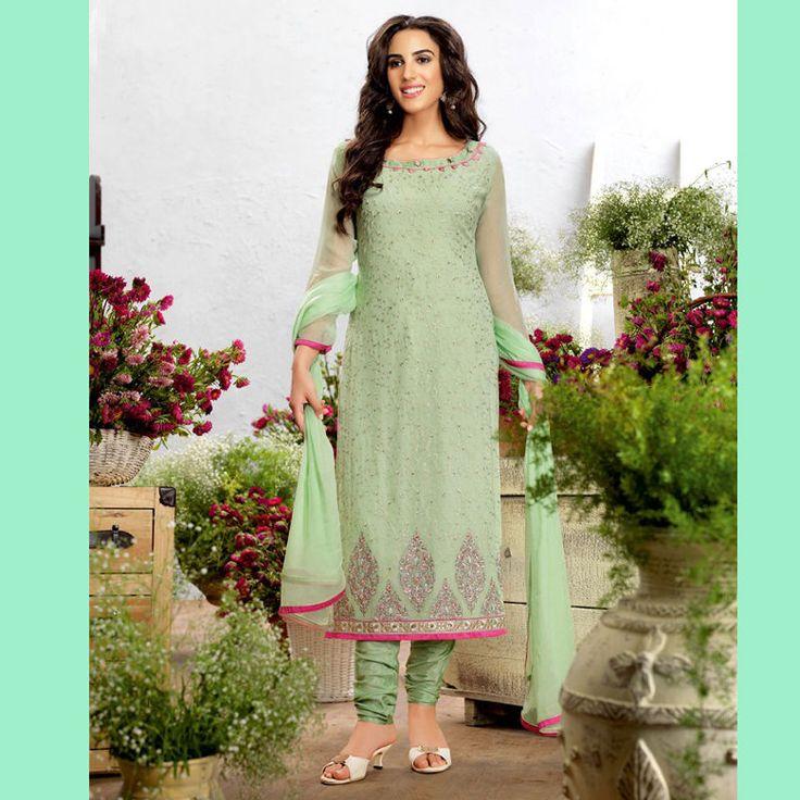 latest indian bollywood punjabi designer salwar suit pakistani salwar kameez set #Handmade #salwarkameez #Festive