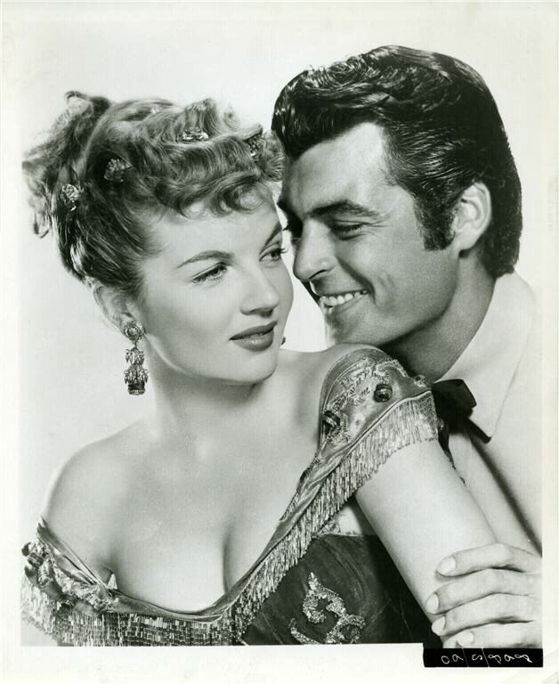 Image result for rory calhoun and corinne calvet