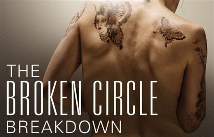 """""""The Broken Circle Breakdown"""" A Belgium film about what mourning can do to a human being and how it can affect a relationship. Because the characters are rough on the outside and living a rural life, the pictured emotions never cross the line to become sentimental. Raw, pure, real. Felix van Groeningen's romantic drama  is candidate for best foreign language film for the 2014 Oscars. A review."""