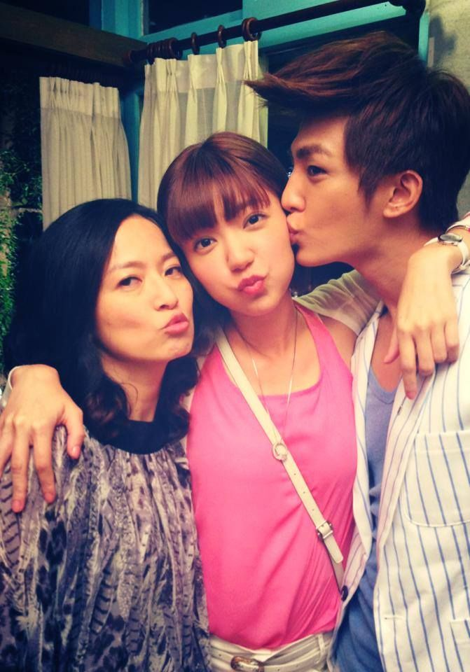 aaron yan and puff guo dating 2015
