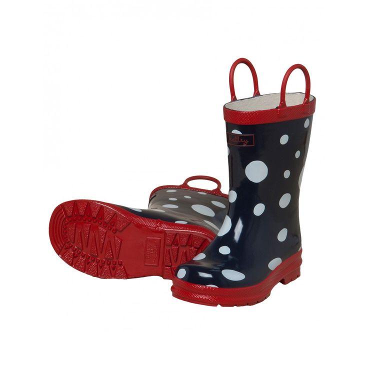 Snow Balls Kids' Rain Boots