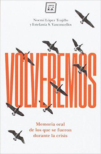 Volveremos: Amazon.es: Lopezn Noemí, Estefanía Vasconcellos: Libros