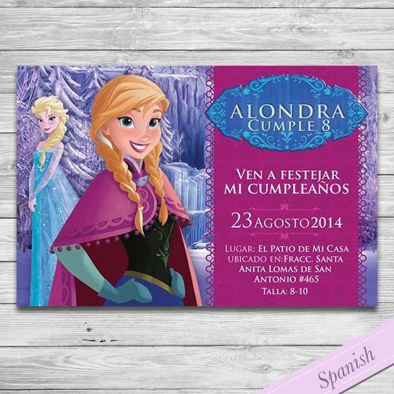 25+ best ideas about Frozen español on Pinterest | Elsa anna ...