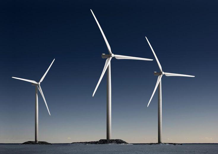 Wie funktioniert Windkraft