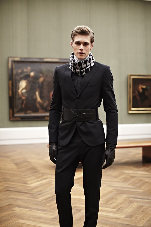 Im dying over this look right now!! Hugo by Hugo Boss