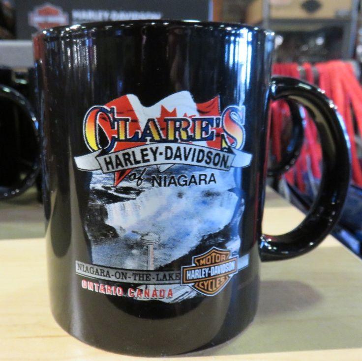 Clare's Harley-Davidson mug - Niagara Falls Canada