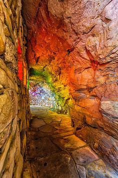 Rainbow Hall - Lookout Mountain at The Tennessee-Georgia Border