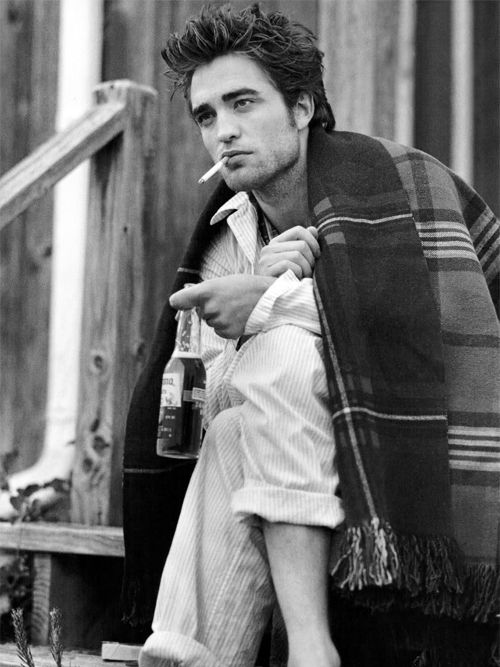 Robert Pattinson by Bruce Weber for Vanity Fair December 2009