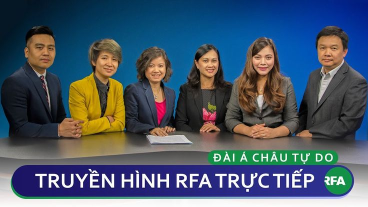 Chương trình trực tiếp | © Official RFA Video - YouTube