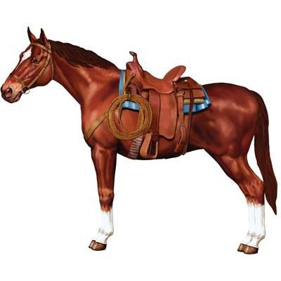 Jointed Horse