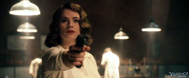 Hayley Atwell Captain America: The First Avenger