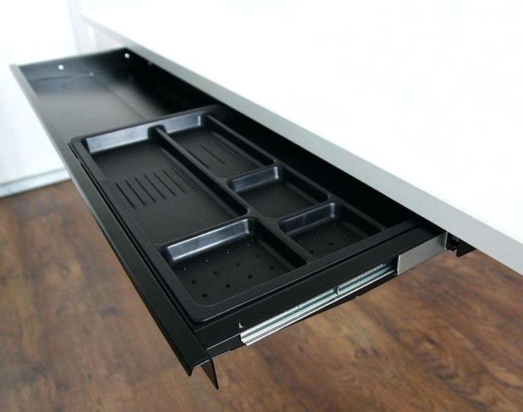 Interior: Under Desk Storage Drawers New Drawer Better ...