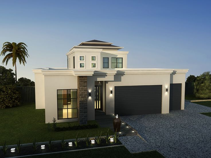 The impressive Rembrandt 387 shown with the traditional fascia option #GalleryHomes #LuxuryHomes #DesignerHomes #RealEstate