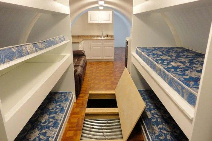 14 Solid Underground Bunkers Home Underground Bunkers