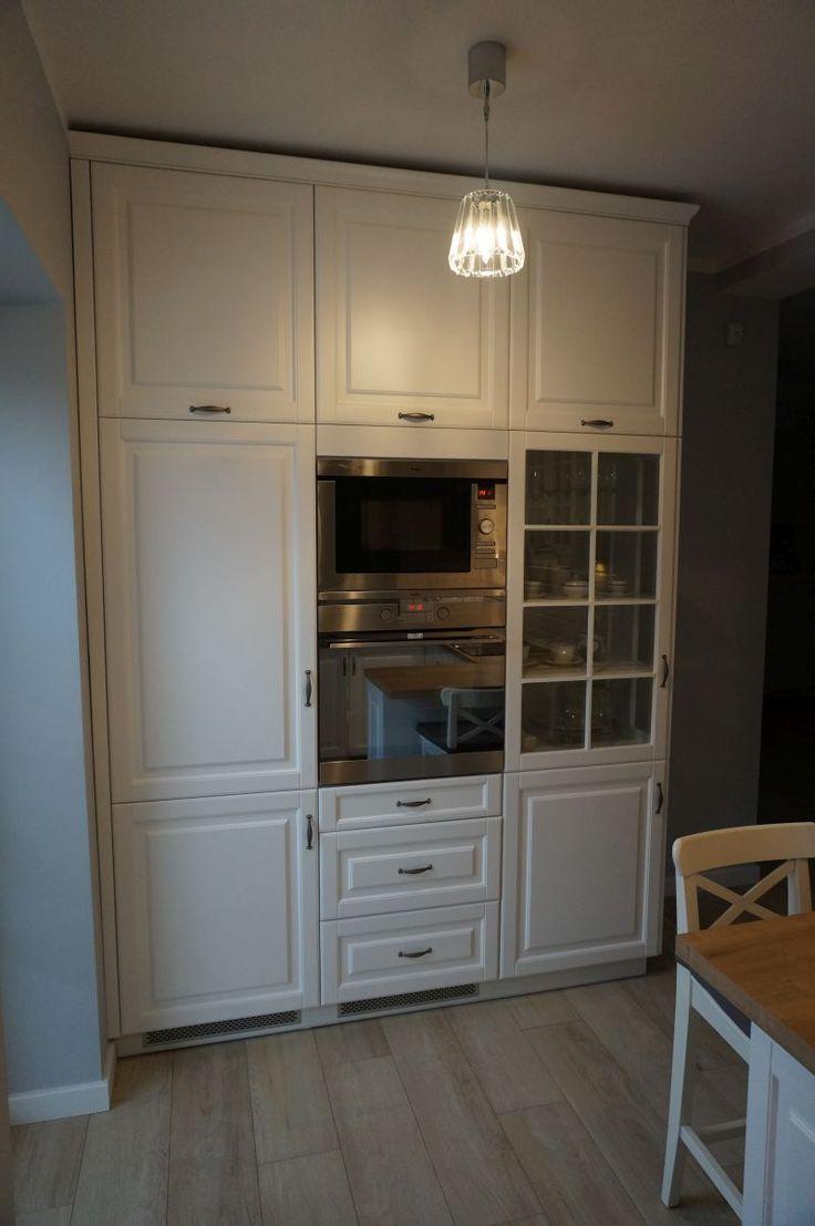 Meble kuchenne w stylu skandynawskim #meblekuchenne #stylskandynawski #kuchnia #filmarmeble #kitchen #furniture #meble #lubuskie #blat #dąb #interior #homedecoration #homedecor #interior #scandinavianstyle