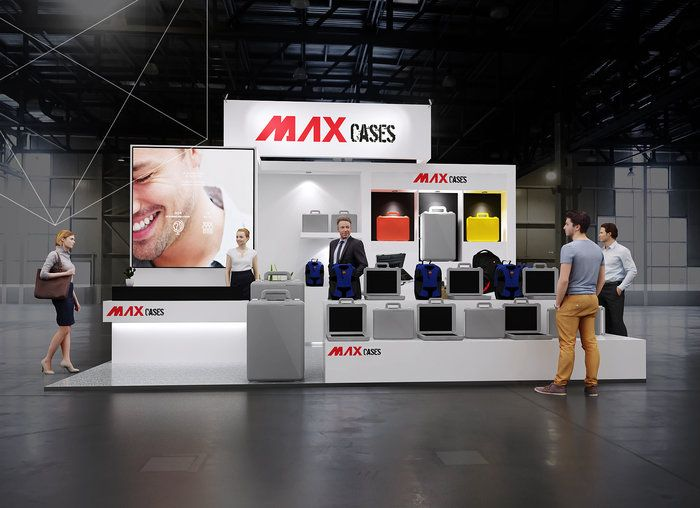 Exhibition Stand Cases : Max cases by mehdi kia at coroflot.com exhibitions exhibition