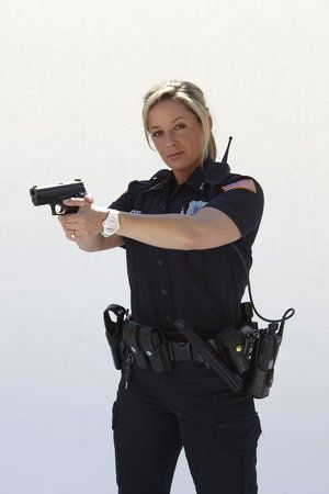 Police officers protect the community on a daily basis. It is not strange to see a woman as an officer. Jobs where not only designed for men. Woman have taken control over many things in society. Some may say they are more scared of a police woman than a police man.