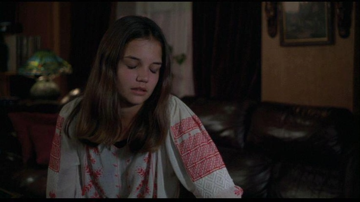 A young Katie Holmes in The Ice Storm (1997), wearing a #RomanianBlouse #LaBlouseRoumaine