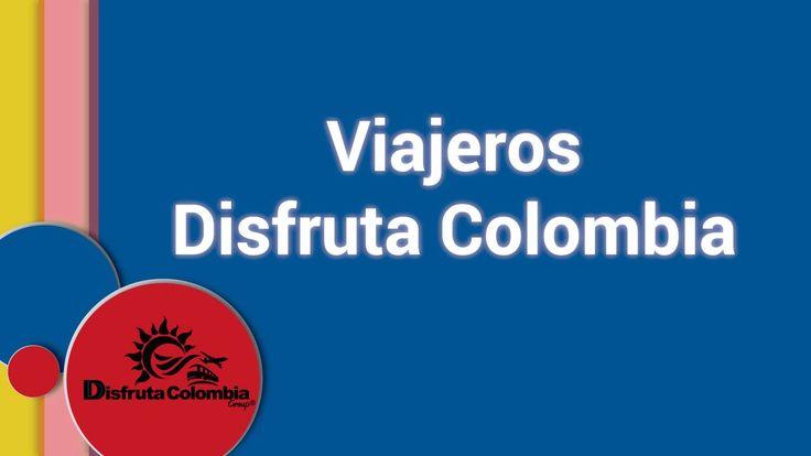La alegría de viajar con #disfrutacolombia se comparte en familia con lo mejor del #medioambiente #empaqueyvamonos