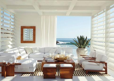 新生活の準備?!海辺のリゾート気分で開放的に!【BEACH HOUSE】インテリア特集