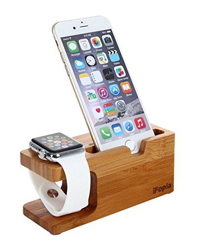 iphone desk stand apple stand and iphone stand bamboo wooden charging 11799