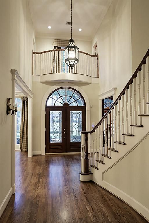 Nice Foyer Colors : Best images about oak quot strip hardwood dark stain