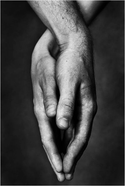 hands represent you; what you do with them shows who you are