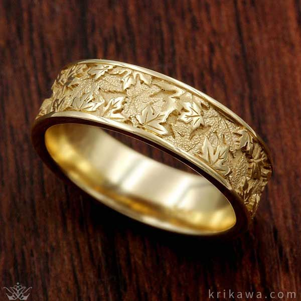 best 25 leaf wedding band ideas on pinterest pretty rings i want and kids rings - Leaf Wedding Ring