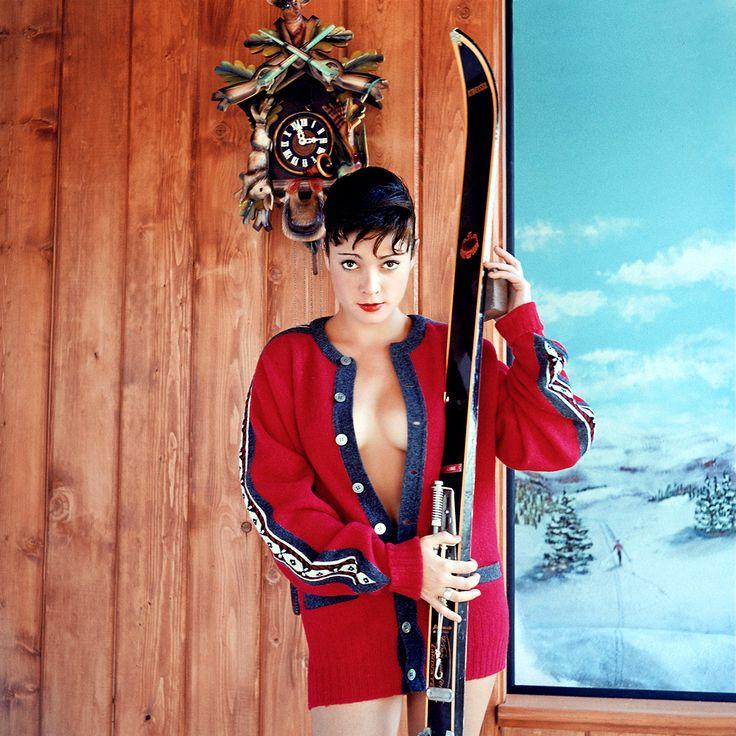 Cheryl Kubert, photographed by Mario Casilli.