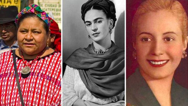 5 mulheres que fizeram história na política da América Latina