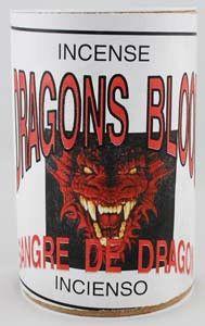 Dragons Blood Incense Powder 1 3/4 oz