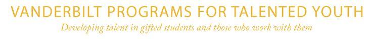 VSA     (Rising 8-12) |   Vanderbilt Programs for Talented Youth | Vanderbilt University