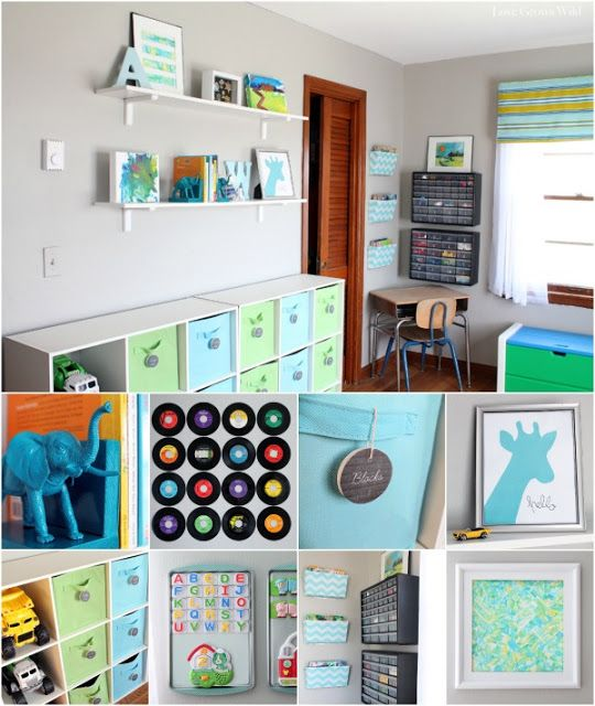 17 Best Ideas About Toy Storage Solutions On Pinterest