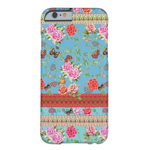 Vintage Butterfly  I phone 6 protective case