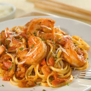 Buca di Beppo Copycat Recipes: Shrimp Arrabbiata